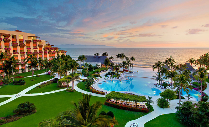All Inclusive Luxury Puerto Vallarta Resort Grand Velas Riviera Nayarit