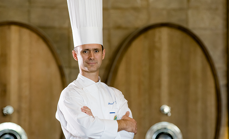 Grand Velas Riviera Nayarit Chef - Guillaume Morancé - Executive Chef