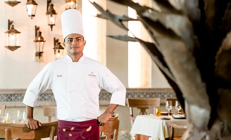 Grand Velas Riviera Nayarit Chef - José Alberto - Frida