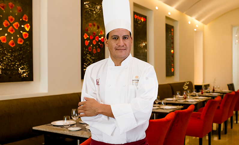 Grand Velas Riviera Nayarit Chef - Raúl Hernandez - Piaf