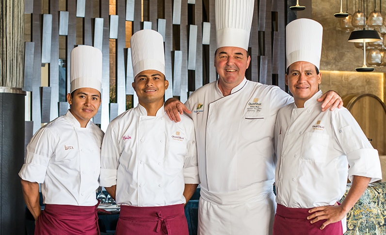 Grand Velas Riviera Nayarit Chef - Chefs