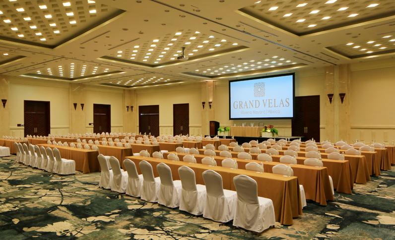 Grand Velas Riviera Nayarit Meetings - Convention Center