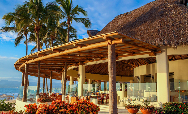Grand Velas Riviera Nayarit Restaurants - Azul Restaurant