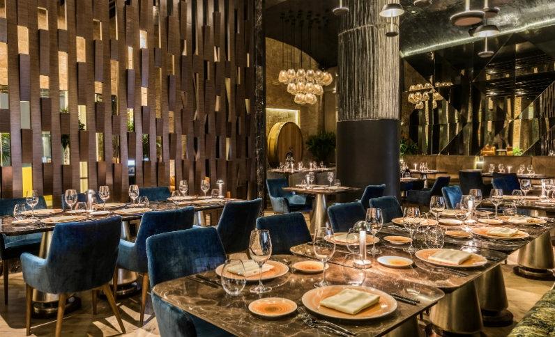 Grand Velas Riviera Nayarit - Italian-Mediterranean at Lucca Restaurant