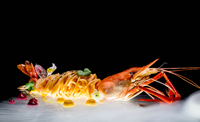Grand Velas Riviera Nayarit Restaurants - Pasta en Aroma de Langostino