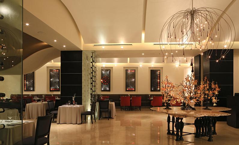Grand Velas Riviera Nayarit Restaurants - Piaf Restaurant