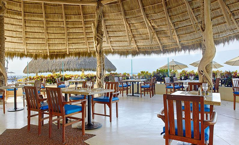 Grand Velas Riviera Nayarit Restaurants - Selva del mar
