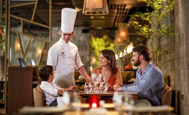 grand velas restaurant