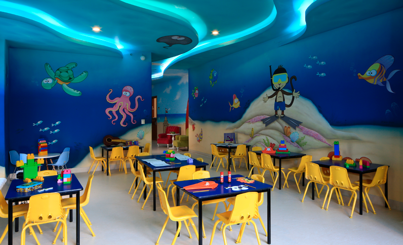 Grand Velas Riviera Nayarit Kid's Club - Kids' Club