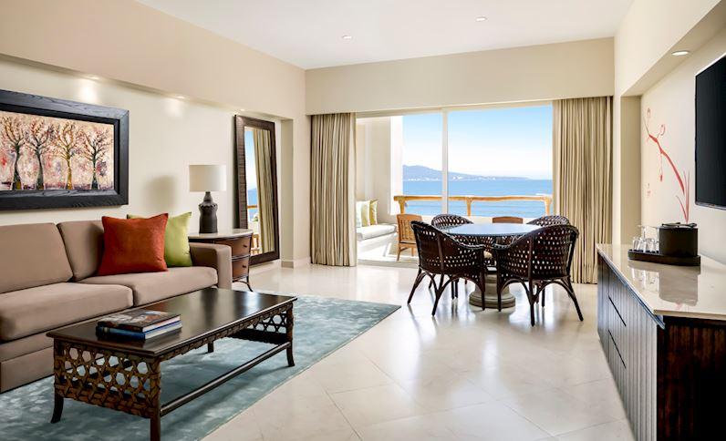 Parlor Ocean View Living