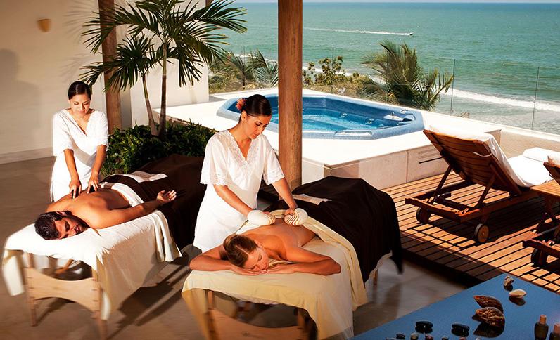 Grand Velas Riviera Nayarit Spa - Couple Massage