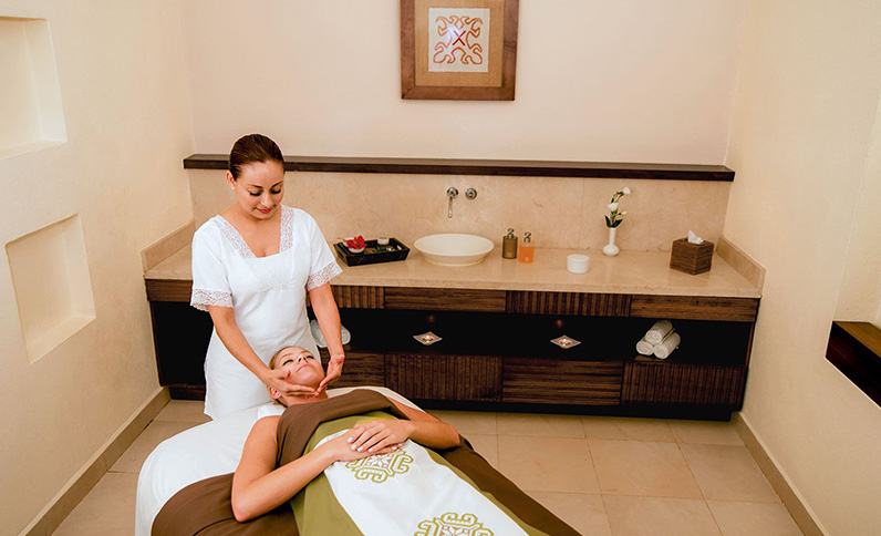 SE SPA at Grand Velas Riviera Nayarit - Facial