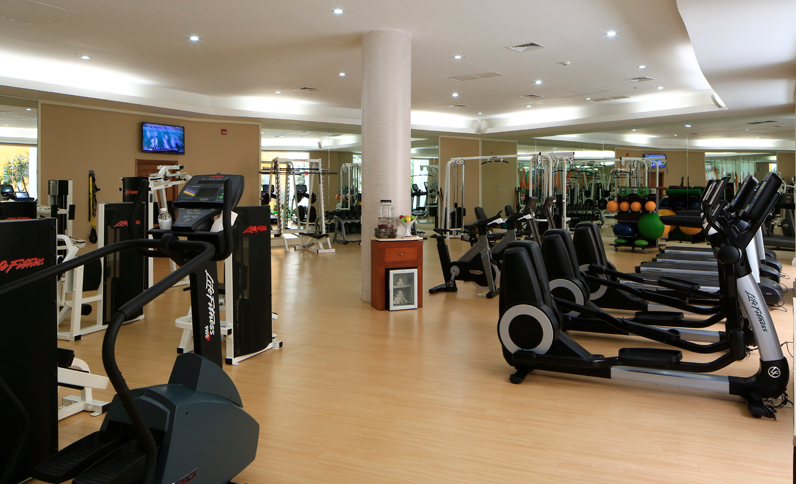 SE SPA at Grand Velas Riviera Nayarit - Fitness Center