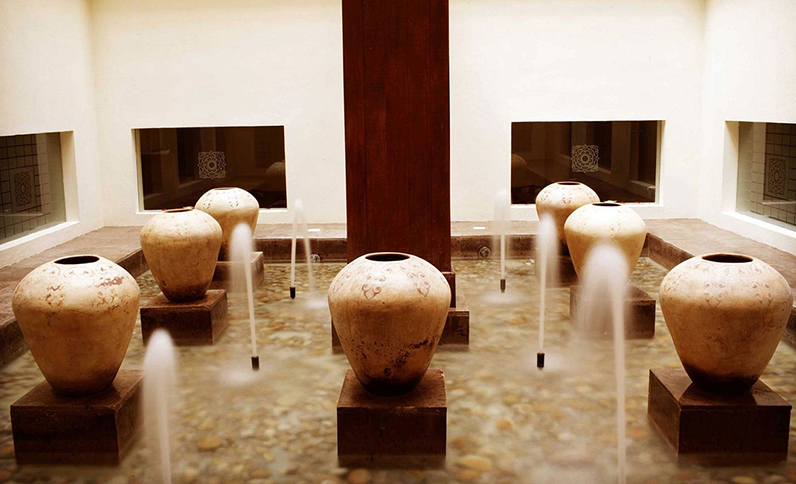 SE SPA at Grand Velas Riviera Nayarit - Fountain Spa