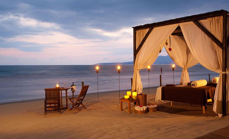 Grand Velas Riviera Nayarit Spa - Gazebo Beach