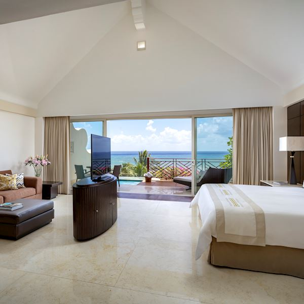 Ambassador Grand Class Suite Amenities at Grand Velas Riviera Nayarit