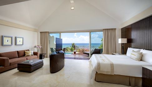 Grand Velas Riviera Nayarit offering Ambassador Grand Class Suite