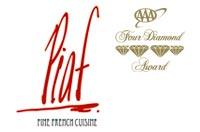 Piaf Restaurant Logo of Grand Velas Riviera Nayarit