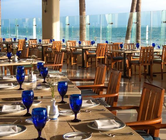 About Azul Restaurant at Grand Velas Riviera Nayarit