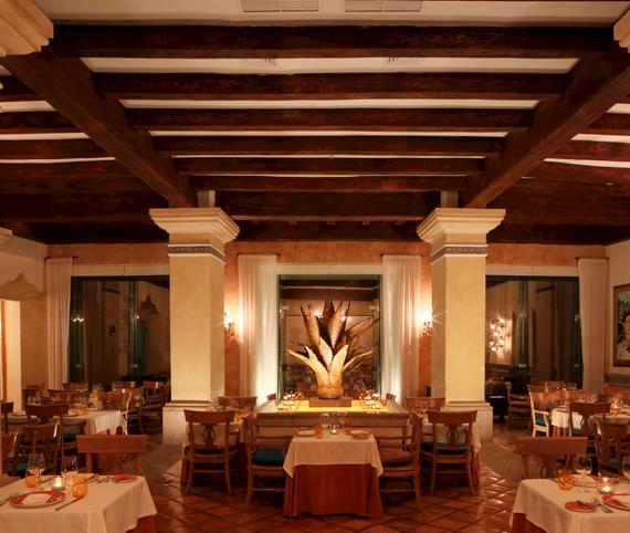 About Frida Restaurant at Grand Velas Riviera Nayarit