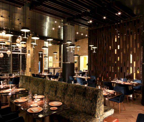 About Lucca Restaurant at Grand Velas Riviera Nayarit