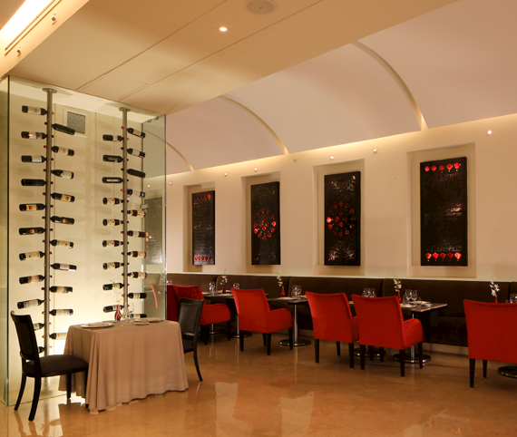 About Piaf Restaurant at Grand Velas Riviera Nayarit