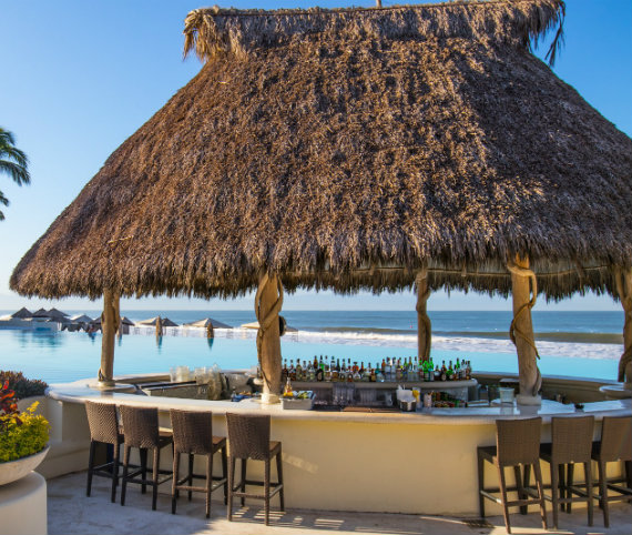 About Aqua Bar at Grand Velas Riviera Nayarit