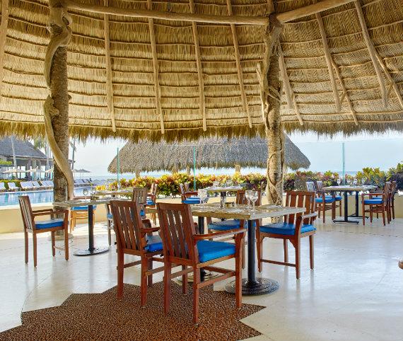About Selva del Mar Restaurant at Grand Velas Riviera Nayarit