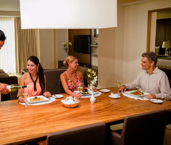 About Suites Minibar at Grand Velas Riviera Nayarit