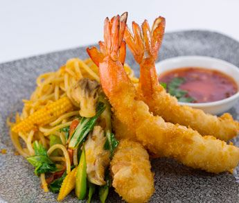 Spicy Udon Sen Lin Restaurant Grand Velas Riviera Nayarit