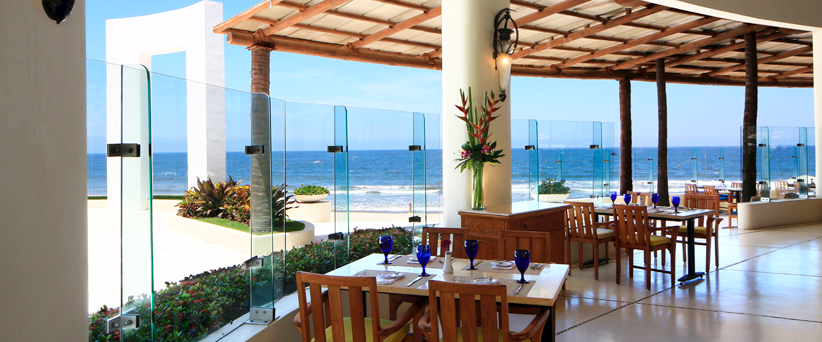 Azul Restaurant of Grand Velas Riviera Nayarit