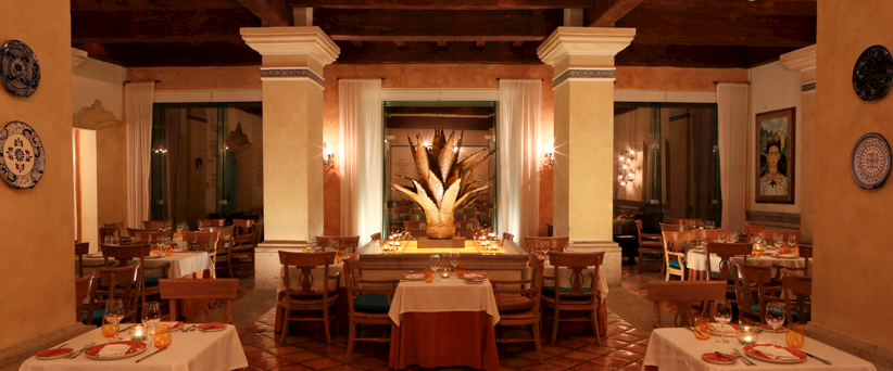 Frida Restaurant of Grand Velas Riviera Nayarit