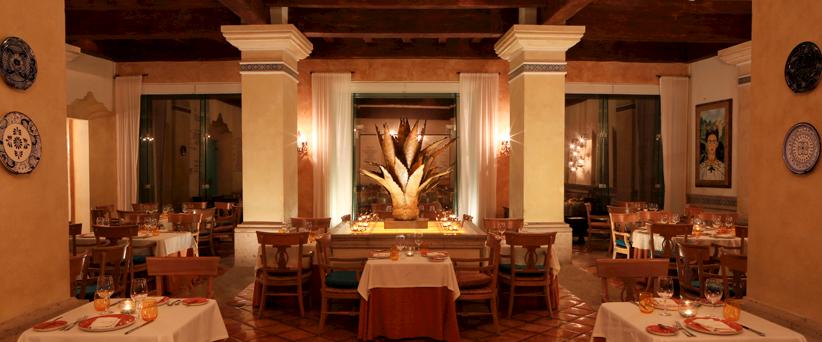 Frida Restaurant of Grand Velas Riviera Nayarit