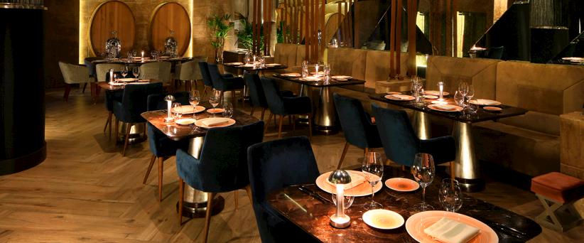 Grand Velas Riviera Nayarit Lucca Restaurant