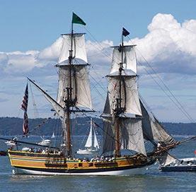 Marigalante Pirate Ship in Mexico