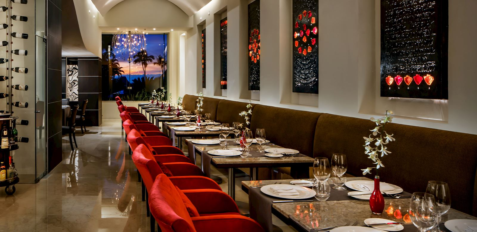 grand velas piaf restaurant