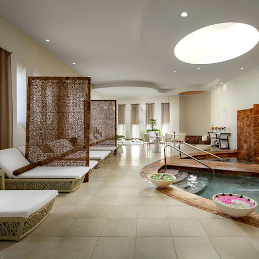 Grand Velas Riviera Nayarit offering Spa Facilities