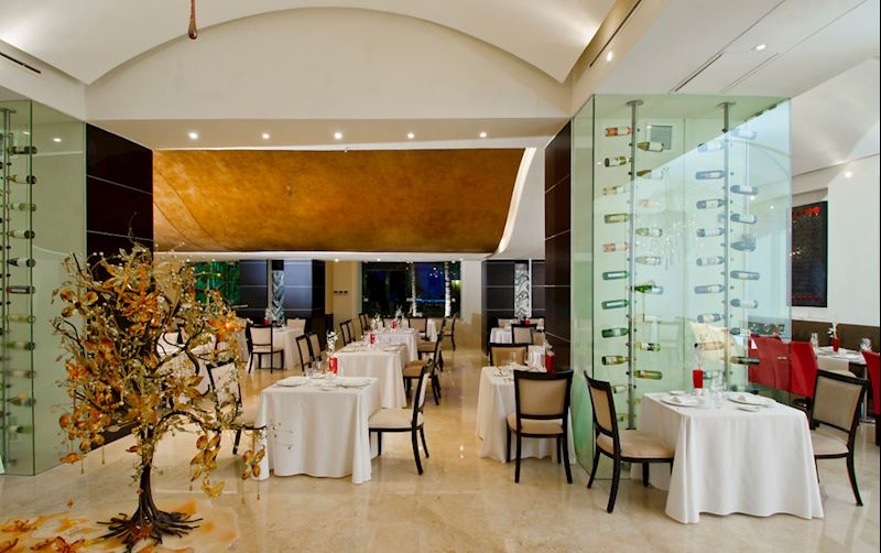 Dining Facilities offered in Grand Velas Riviera Nayarit
