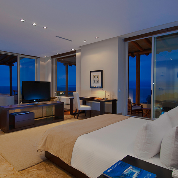 Imperial Spa Suite Electronics Facility at Grand Velas Riviera Nayarit