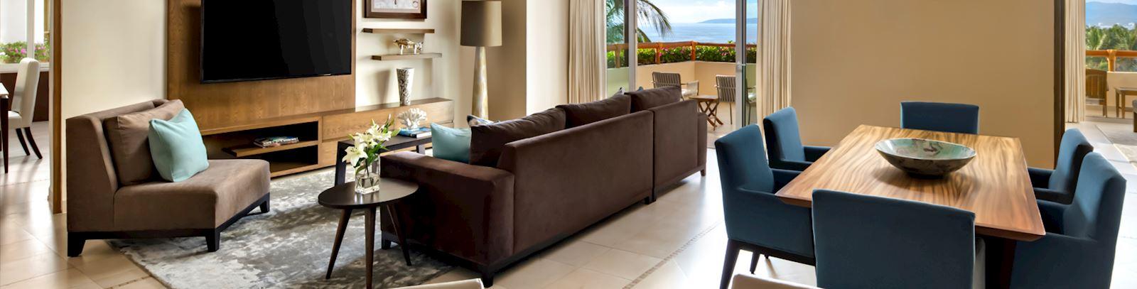 Two-Bedroom Family Suite in Grand Velas Riviera Nayarit