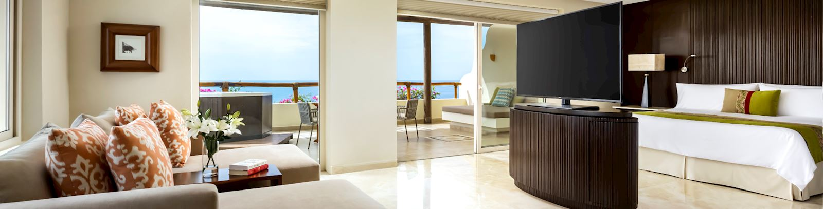 Ambassador Grand Class Suite at Grand Velas Riviera Nayarit