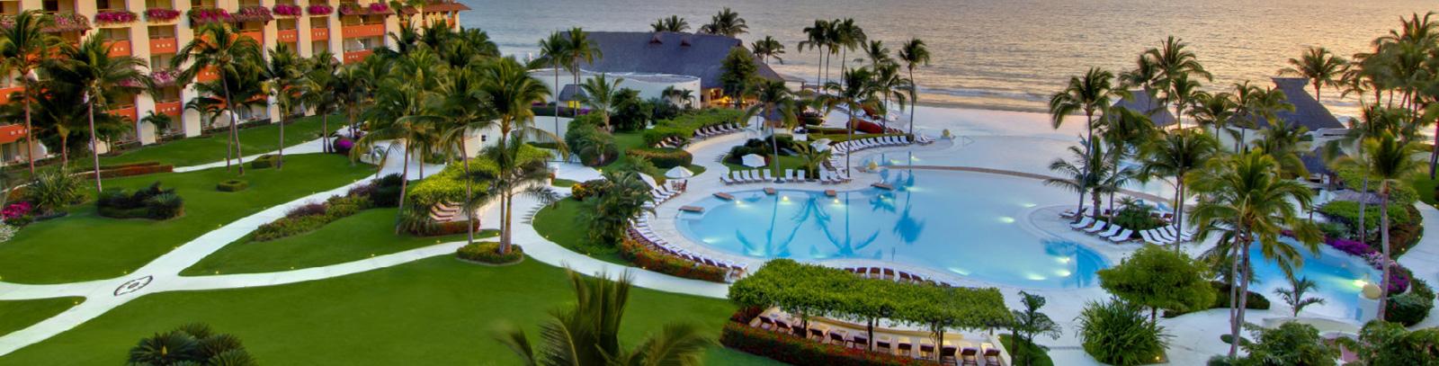 Grand Velas Riviera Nayarit, Mexico