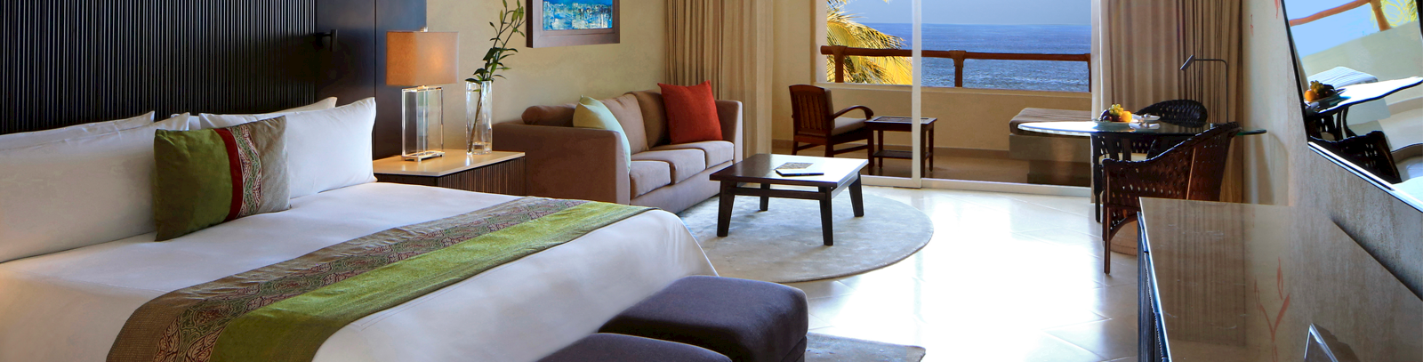 Grand Velas Riviera Nayarit offering Parlor Suite
