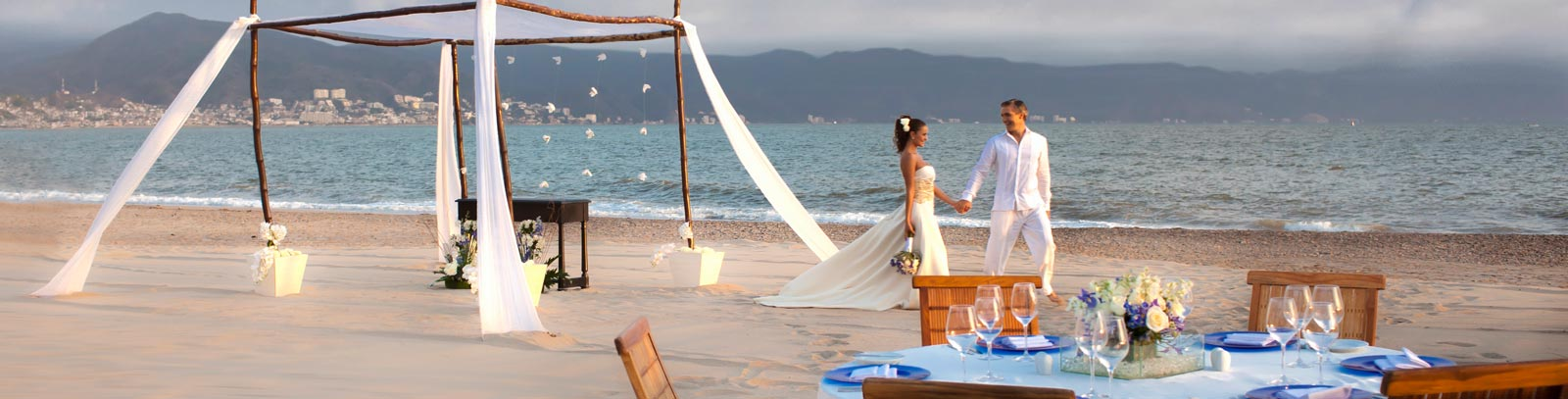Grand Velas Riviera Nayarit offering Wedding Package
