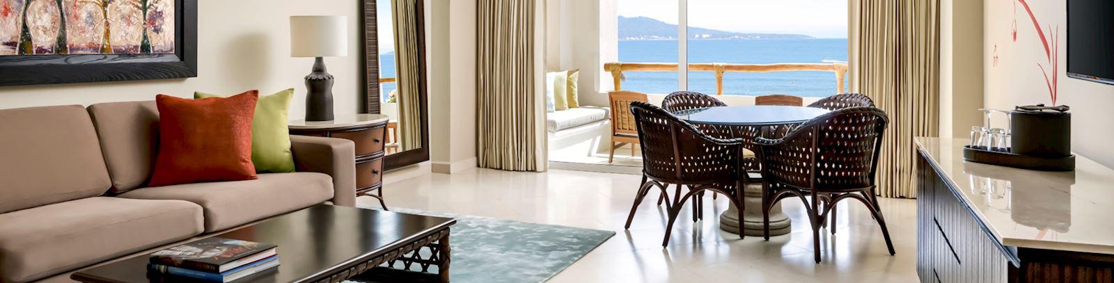 Master King Suite of Grand Velas Riviera Nayarit