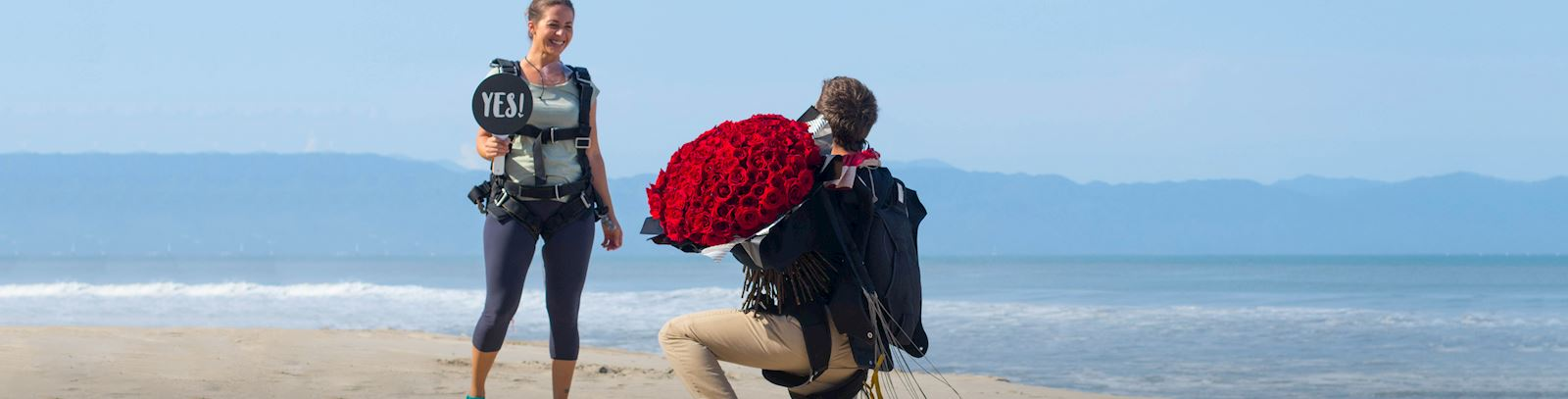 Over The Top Engagement - Grand Velas Riviera Nayarit