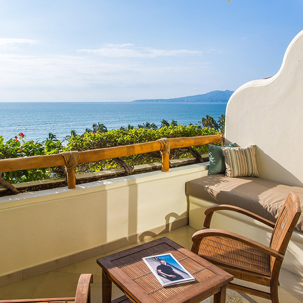 Grand Velas Riviera Nayarit Master King Suite Luxury Plan Inclusion