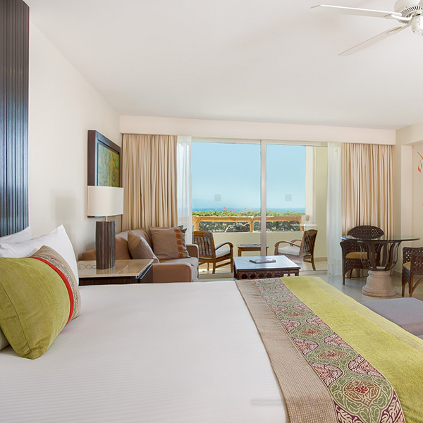 Master King Suite Amenities at Grand Velas Riviera Nayarit