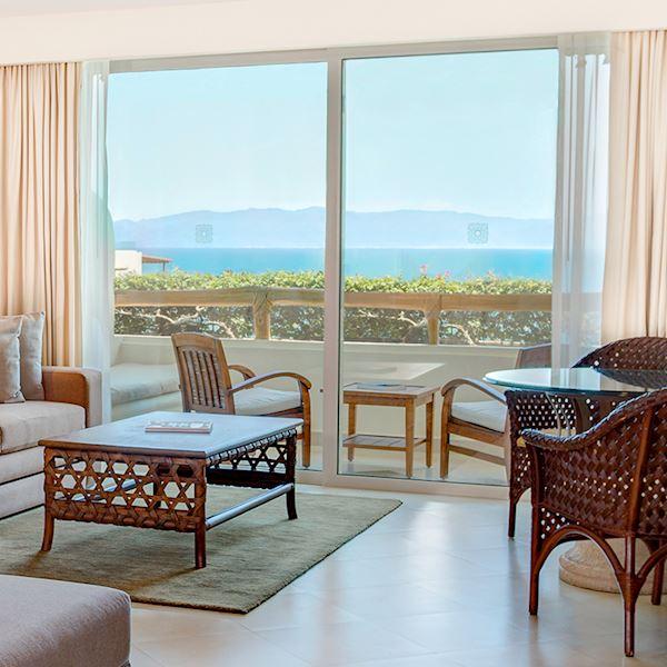 Grand Velas Riviera Nayarit Master King Suite Luxury Plan Inclusion