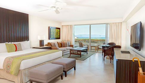 Grand Velas Riviera Nayarit offering Master King Suite